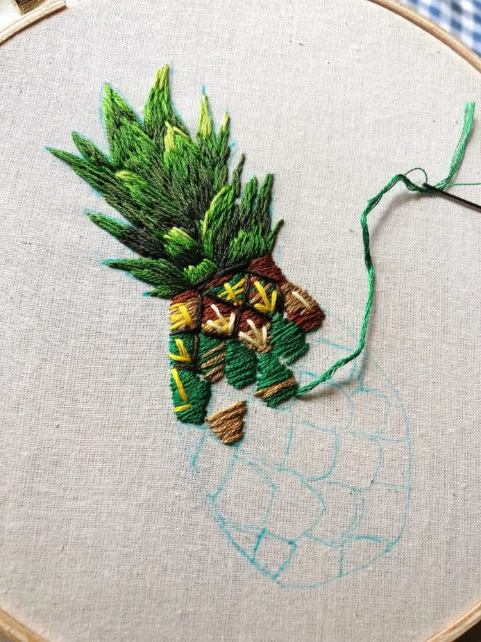 Beginner Embroidery Tips + Common Mistakes To Avoid