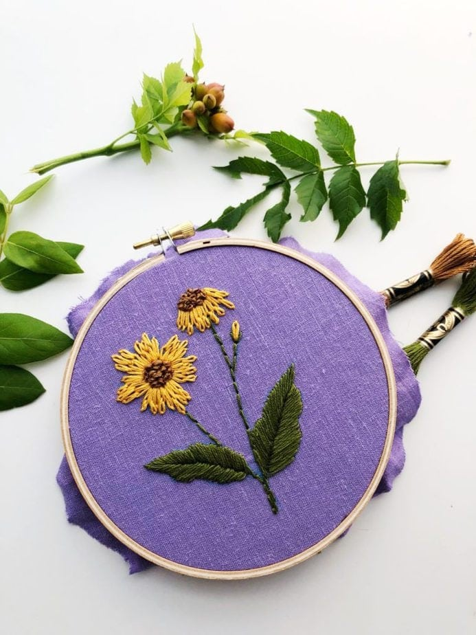 6 of the Best Embroidery Kits for Beginners