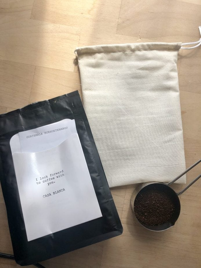 How to Make Cold Brew – DIY Coffee Bag Tutorial