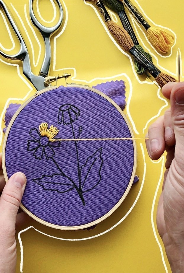 The Best Hand Embroidery Classes Online in 2021