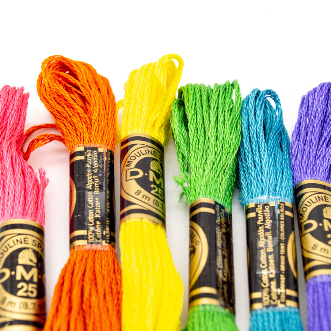 6 strand embroidery floss