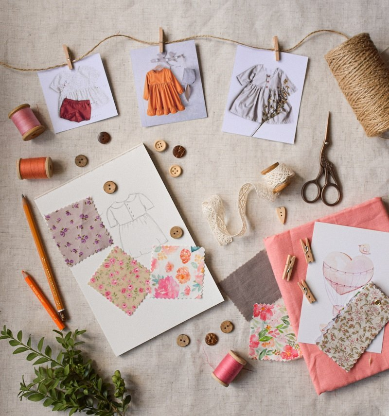 5  FREE Summer Sewing Projects
