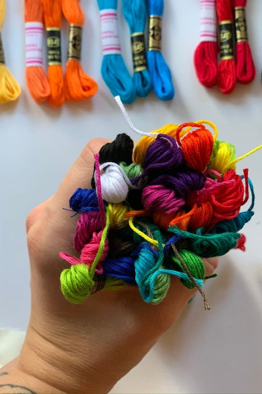 Embroidery Thread Review – What's the Best Hand Embroidery Thread?