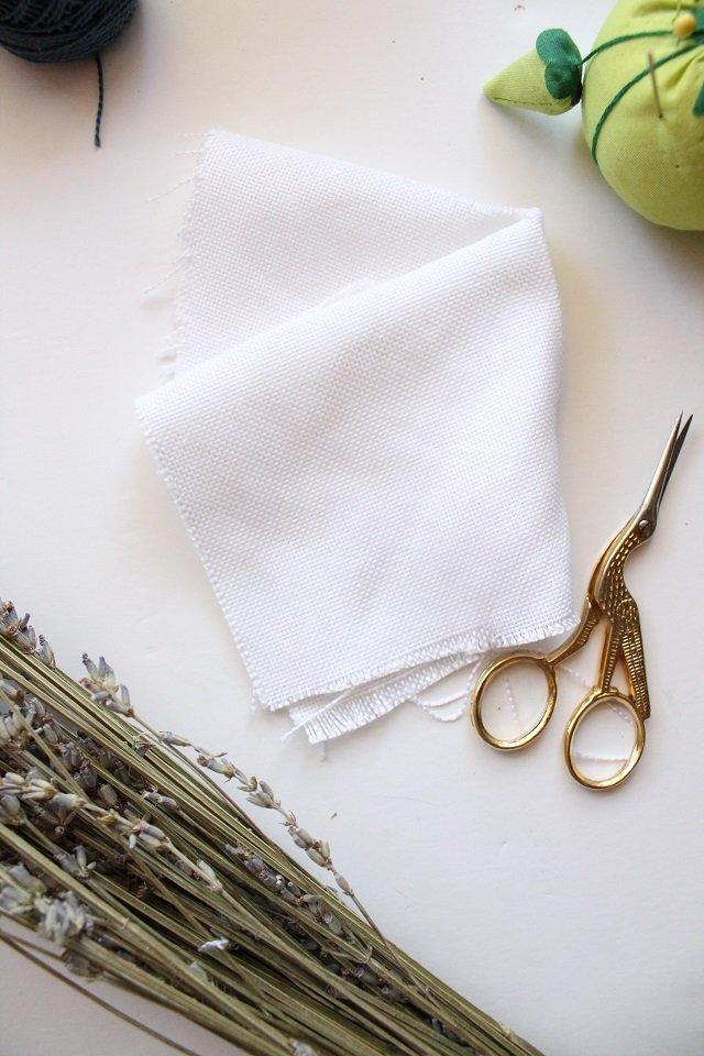 evenweave fabric