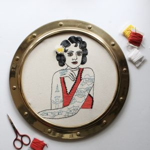 Embroidery Art + Accessories
