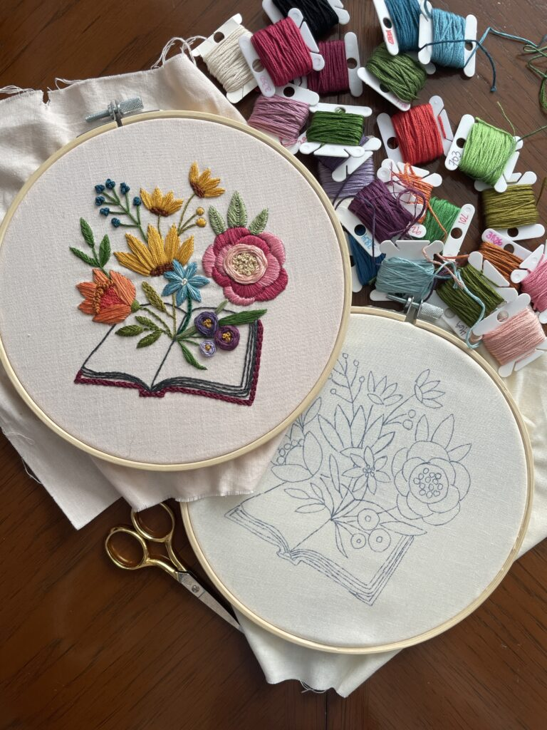 Modern Beginner Embroidery Patterns That Are Free   Crewel Ghoul