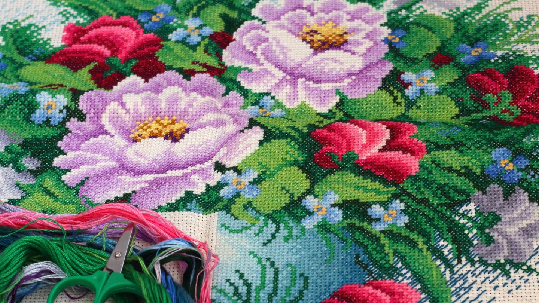 cross stitch techniques